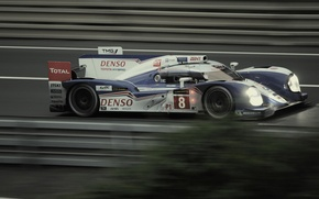 Picture Toyota, Hybrid, WEC, ts030