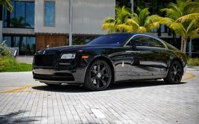 Picture Rolls-Royce, Wheels, Wraith, Oem