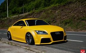 Picture Custom, CVT, Vossen, Audi TT