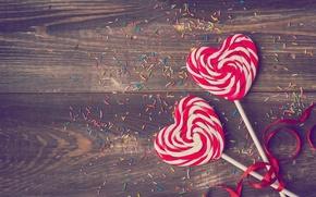 Picture love, heart, Lollipop, love, heart, romantic, lollypop