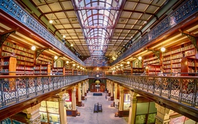 Picture Adelaide, State library of South Australia, Mortlock Wing