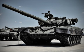 Picture Armor, Tank, T-80