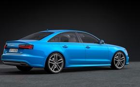 Picture Audi, audi, blue, blue, s-line