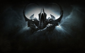 Picture death, the darkness, Diablo III Reaper of Souls