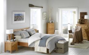 Picture design, house, style, Villa, interior, bedroom