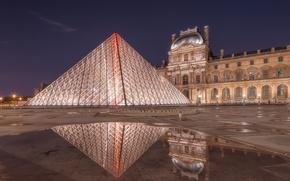 Picture France, Paris, Paris, France, Louvre, the Louvre Museum