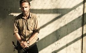 Picture the walking dead, The Walking Dead, Rick Grimes