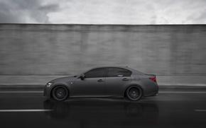 Picture Lexus, Sport, GS F, Matte Gunmetal
