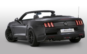 Picture mustang, ford, convertible, clive sutton, cs500