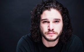 Picture The Guardian, for the newspaper, photoshoot, Kit Harington