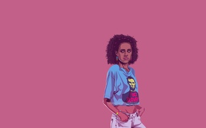 Picture Girl, Game of Thrones, Movie, Missandei