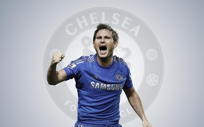 Picture lampard, chelsea, foootball