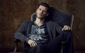 Picture chair, actor, male, the series, Joseph Morgan, Klaus, Joseph Morgan, Klaus, Original, The Originals, Ancient