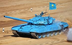 Picture tank, combat, armor, T-72B3