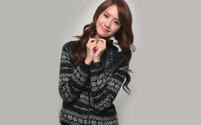 Picture Girl, Music, Asian, Beauty, SNSD, Kpop, Cute, Yoona, Sweater, Girls' Generation, Korean
