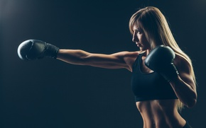 Wallpaper punch, training, Boxing, sportswear, transpiration
