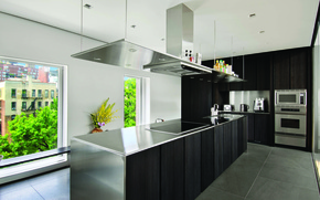 Picture design, the city, style, room, interior, kitchen