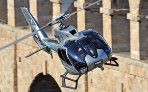 Picture flight, helicopter, eurocopter, EC-130