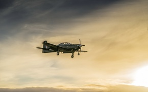 Picture the sky, aviation, the plane, RAF Shorts Tucano T1