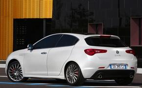 Picture auto, juliet, Alfa romeo