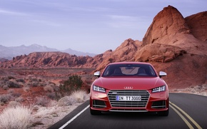 Picture Audi, Coupe, 2015, TTS
