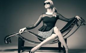 Picture style, fashion, fashion, Carla Monaco