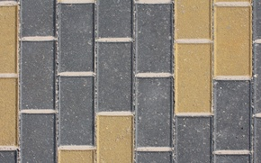 Picture sand, yellow, grey, pavers