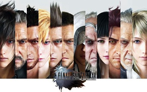 Wallpaper Fantasy, Final, Final Fantasy XV