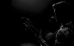 Picture France, guitar, singer, Kendji Girac