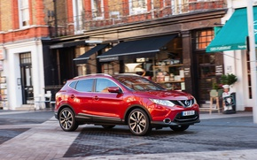 Picture Auto, Machine, Nissan, Car, 2014, Qashqai