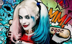 Picture Harley Quinn, DC Comics, Harley Quinn, Suicide Squad, Suicide Squad