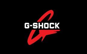 Picture Logo, Casio, G-Shock
