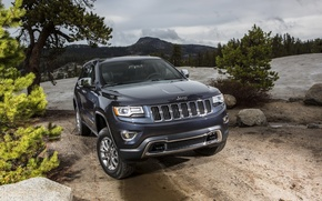 Picture machine, auto, jeep, SUV, Jeep, Grand Cherokee, Jeep Grand Cherokee
