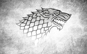 Wallpaper Wolf, Game of Thrones, Game of thrones, House Stark