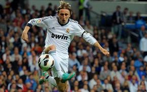Picture football, Real Madrid, Luka Modric