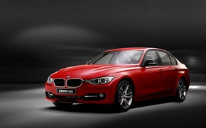 Wallpaper BMW, 3-Series, F30, 2012, BMW