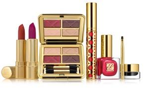 Picture lipstick, mascara, shadows, cosmetics, lacquer, brand, Estee-Lauder