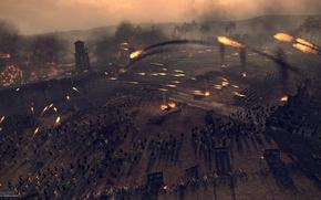Picture battle, War, sega, Total, strategy, creative assembly, Total War: Attila, Attila