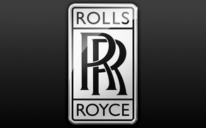 Picture logo, logo, brand, Rolls&Royce