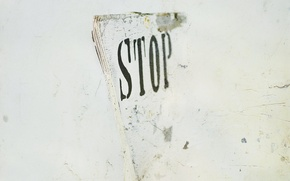 Picture style, background, sign, stop