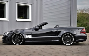 Picture TUNING, MERCEDES, BENZ, PRIOR
