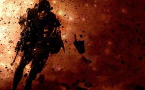 Picture Action, Bullets, Firearms, Warrior, The, War, Smoke, Michael Bay, Boy, Secret, EXCLUSIVE, Weapons, Jack, Man, …
