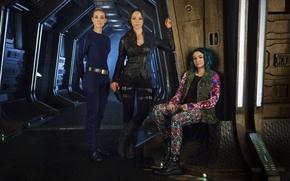 Picture The series, Movies, actress, Dark matter, Dark Matter