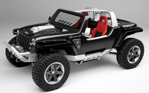 Picture jeep, the concept, Jeep Hurricane Concept