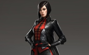 Picture look, gloves, fighter, ninja, cloak, Batman: Arkham Origins, Warner Bros. Interactive Entertainment, WB Games Montreal, …