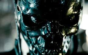Wallpaper head, terminator