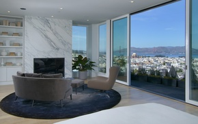 Picture San Diego, luxury, apartments