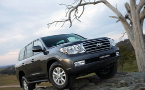 Picture Auto, Japan, Wallpaper, Toyota, SUV, Land, 200, Toyota, Cruiser, Cruiser, Lend, Kruzak, AU-Spec, TLK 200, …