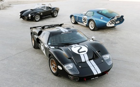 Wallpaper Shelby, Superformance, Coupe, Cobra, 2014, Ford, Daytona, Shelby, Ford