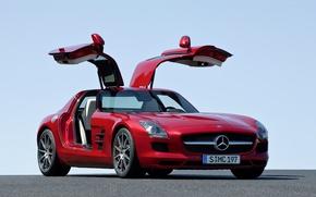 Picture Mercedes-Benz, Mercedes, AMG, 2014, C197, SLS 63